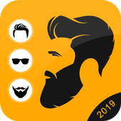 Smarty Man Face Maker : Man Mustache Photo Suit icon