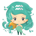 Aquarius Horoscope ♒ Free Daily Zodiac Sign