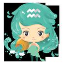 Aquarius Horoscope ♒ Free Daily Zodiac Sign APK Android
