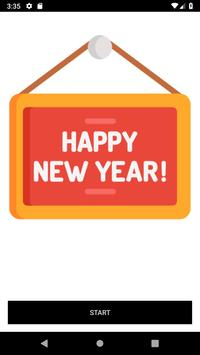 Say Happy New Year poster