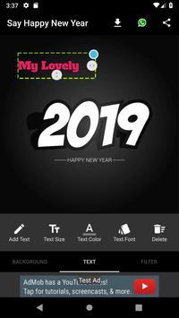 Say Happy New Year screenshot 4