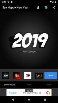 Say Happy New Year screenshot 5