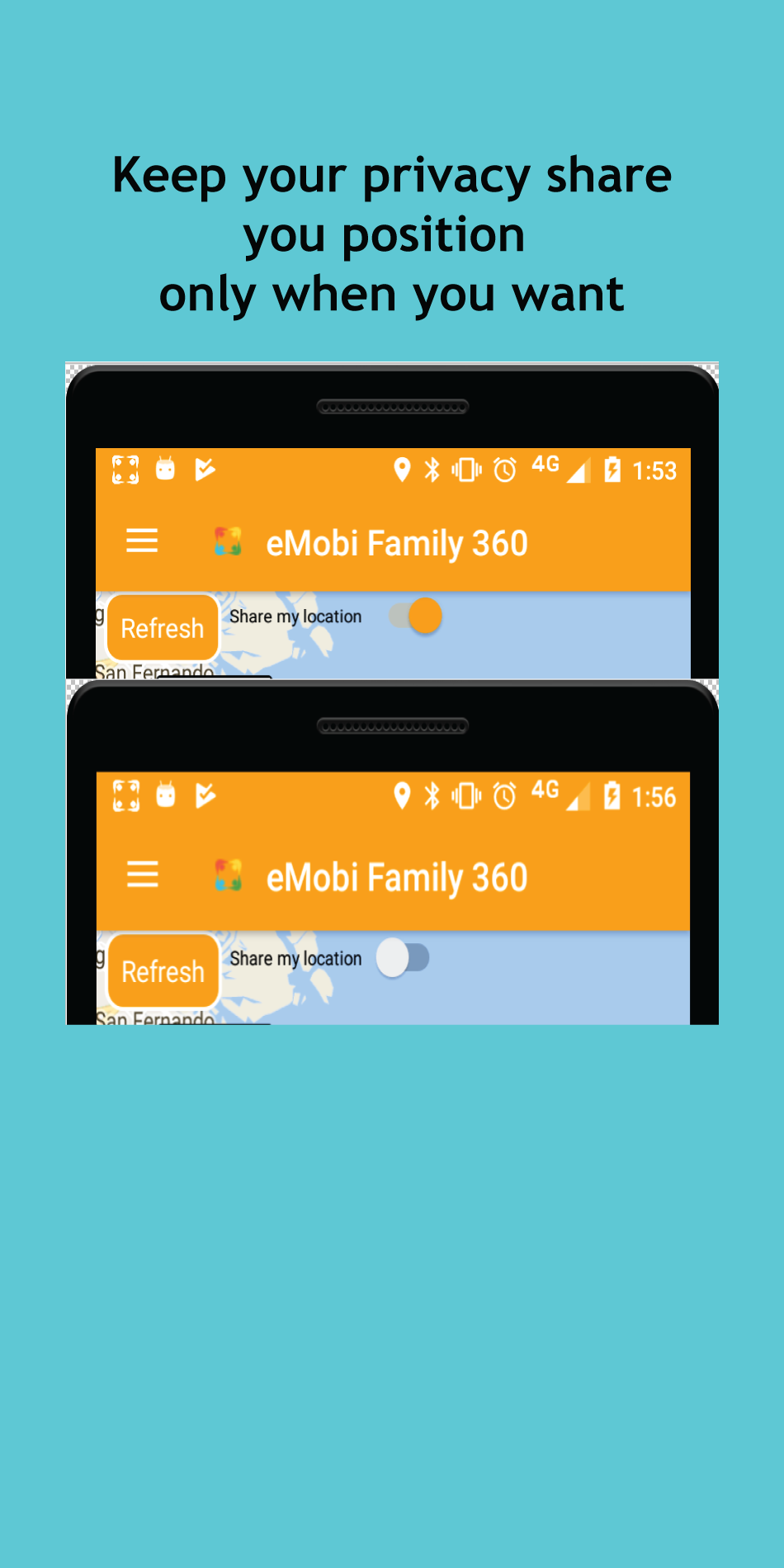 Family Locator GPS Tracker Child - Chat - ToDo 360 APK for