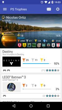 Poster PS Trophies
