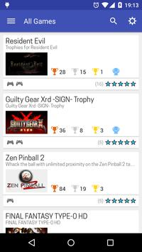 PS Trophies for Android - APK Download