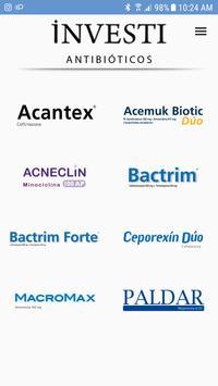 Investi - Vademécum Antibióticos poster