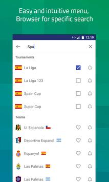 Liga screenshot 3