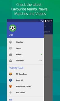 Liga screenshot 2