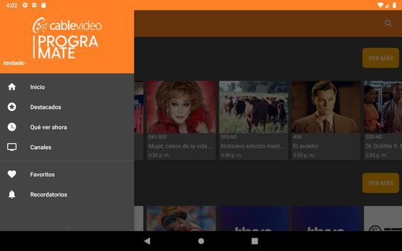 Cablevideo | Programate screenshot 15