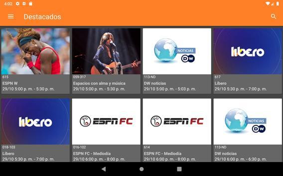 Cablevideo | Programate screenshot 16