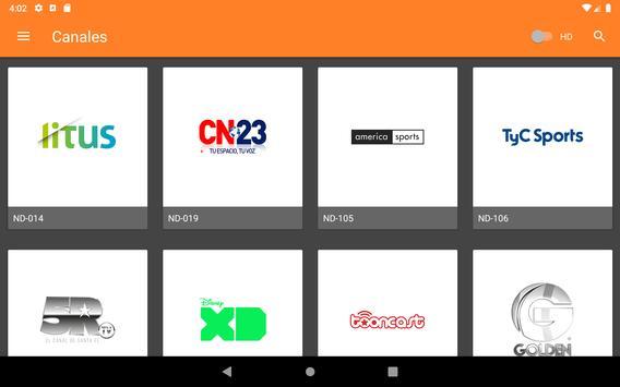 Cablevideo | Programate screenshot 18