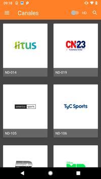 Cablevideo | Programate screenshot 6