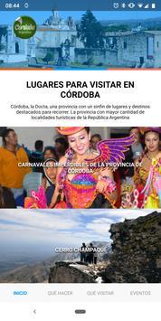 Córdoba Turismo poster