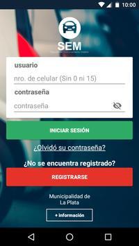 SEM La Plata poster