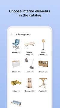 AR Decorator – plan home room design & furniture poster