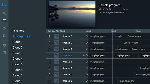 TiviMate capture d'écran 2