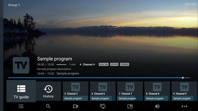 TiviMate capture d'écran 3