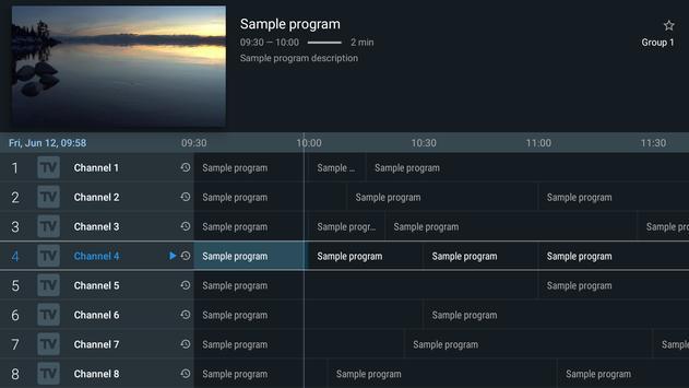 TiviMate capture d'écran 8