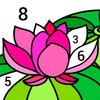 Color Planet - 컬러링북, 숫자별 색칠하기 아트 아이콘