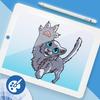 ikon Cara Lukis Kucing-Tutorial Langkah HD+