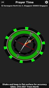 Islamic Calendar /Prayer Time /Widget /Qibla /Azan screenshot 6
