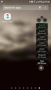 MUIS based Prayer Time & Qibla - Singapore screenshot 3