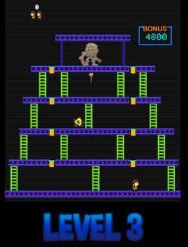 arcade monkey kong screenshot 3