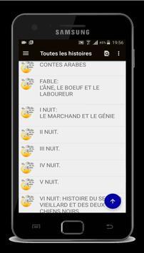 Les Mille et une Nuits - Français screenshot 2