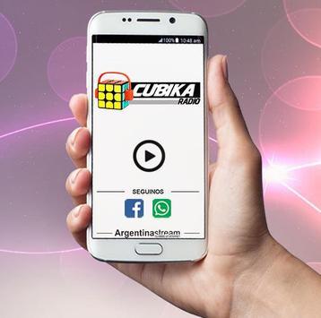 Cubika Radio screenshot 1