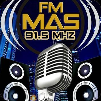 FM Mas 91.5 Mhz - Radio Studio Dance screenshot 1