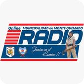 Radio Online - Municipalidad Monte Quemado icon