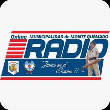 Radio Online - Municipalidad Monte Quemado poster