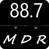 Radio MDR 88.7 Mhz - Neuquen Argentina icône