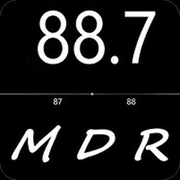 Radio MDR 88.7 Mhz - Neuquen Argentina Affiche