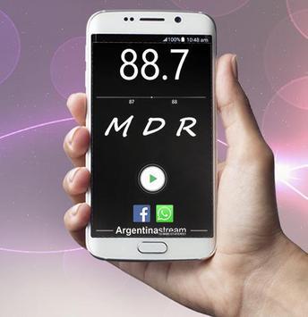 Radio MDR 88.7 Mhz - Neuquen Argentina screenshot 1