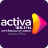 Radio Activa FM 105.7 San Patricio del Chañar NQN simgesi