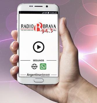 Radio Brava FM 94.3 - Rio Cuarto Cordoba Argentina for ...