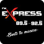 Fm Express Catamarca 89.5 - 92.5 - Sentí tu música icon