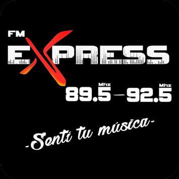 Fm Express Catamarca 89.5 - 92.5 - Sentí tu música poster