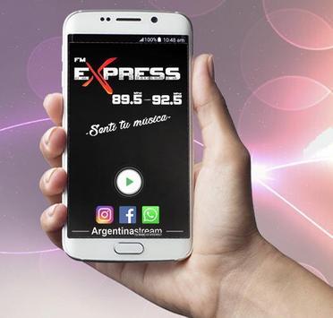 Fm Express Catamarca 89.5 - 92.5 - Sentí tu música screenshot 1