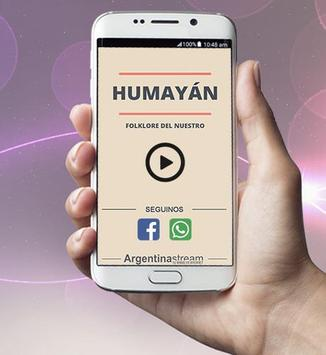 Radio HUMAYAN screenshot 1