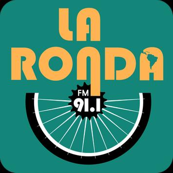 Radio La Ronda FM 91.1 Mhz poster