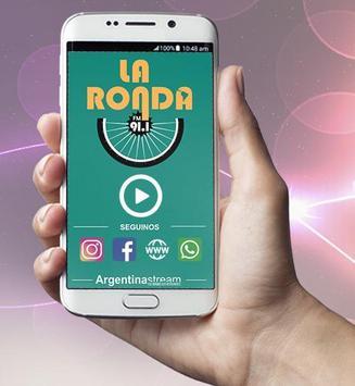 Radio La Ronda FM 91.1 Mhz screenshot 1
