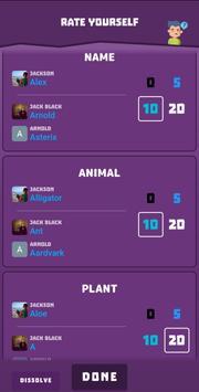 Name Place Animal Thing screenshot 5