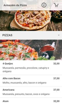 Armazém da Pizza poster