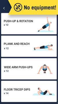 Arm Workout screenshot 3