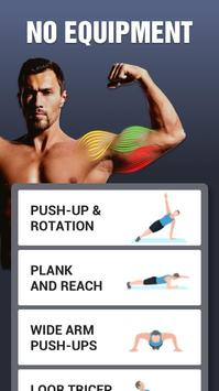 Arm Workout स्क्रीनशॉट 3