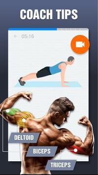 Arm Workout स्क्रीनशॉट 1