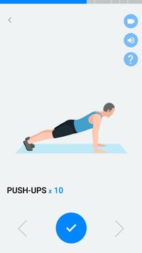 Arm Workout screenshot 2