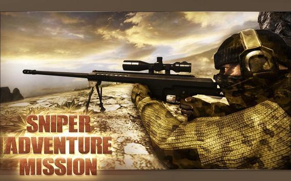 City Sniper Gun Shooter - Commando War screenshot 1
